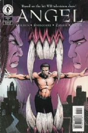 Angel #13 Art Cover (1999) Dark Horse comic book